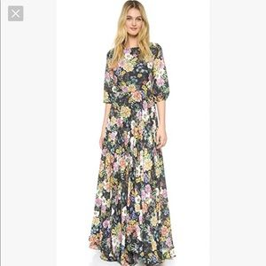 Anthropologie Yumi Kim Woodstock Maxi Dress